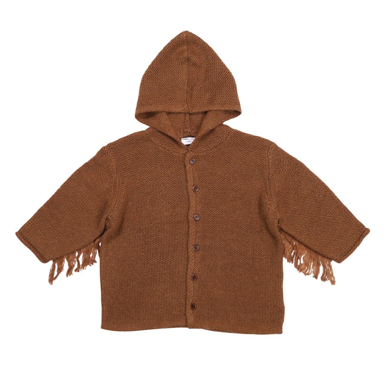 Maed For mini Maed for mini - knit cardigan keen kangaroo