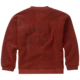 Sproet & Sprout Sproet&Sprout - Bomber jacket terry beet maroon