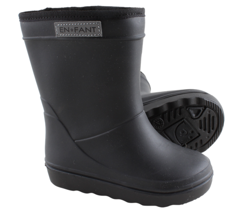 Enfant - Thermo boot black 106