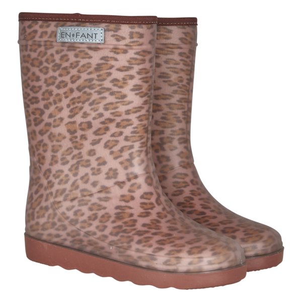 Enfant Enfant - Thermo boot leo rose 171