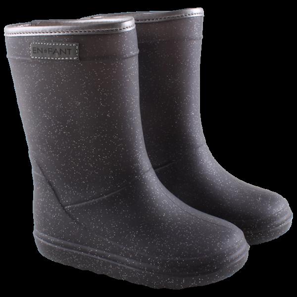 Enfant Enfant - Thermo boot metallic grey 251