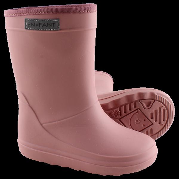 Enfant Enfant - Thermo boot old rose 103