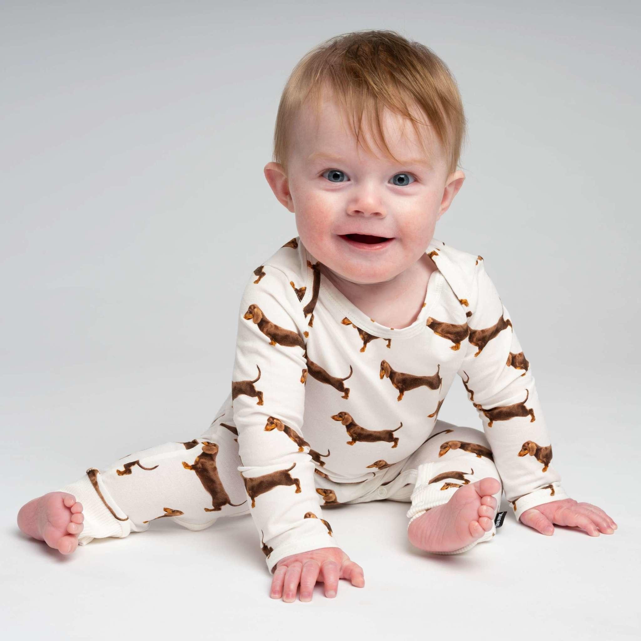 Snurk Snurk - James jumpsuit babies