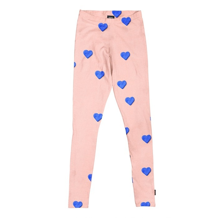 Snurk Snurk - Clay heart legging kids