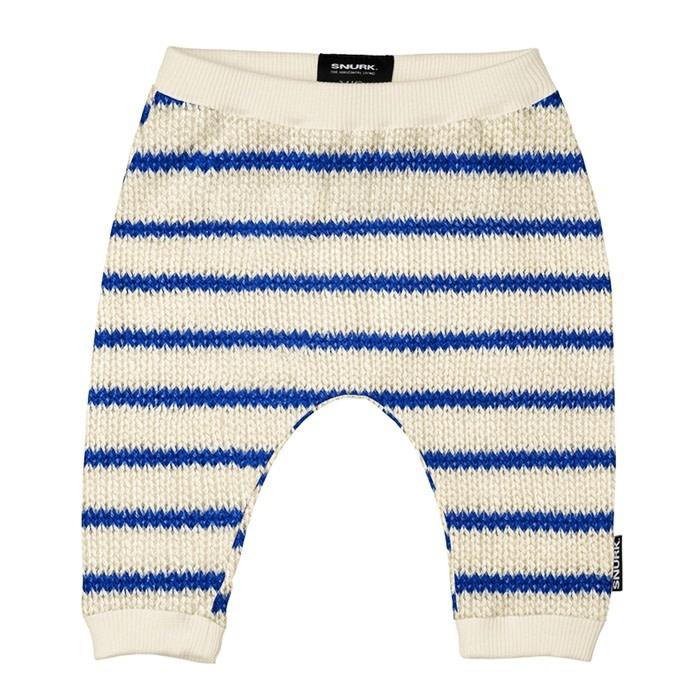 Snurk Snurk - Breton blue pants babies