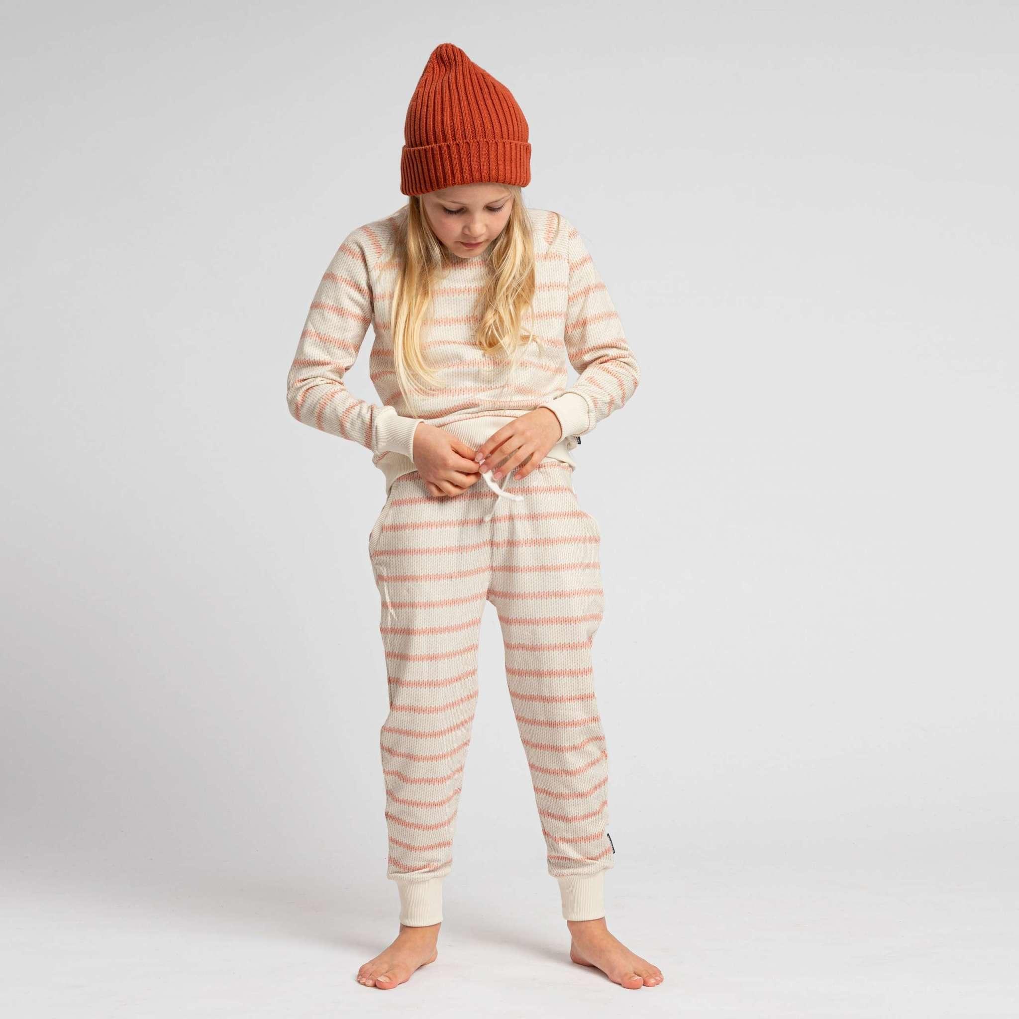 Snurk Snurk - Breton pink pants kids