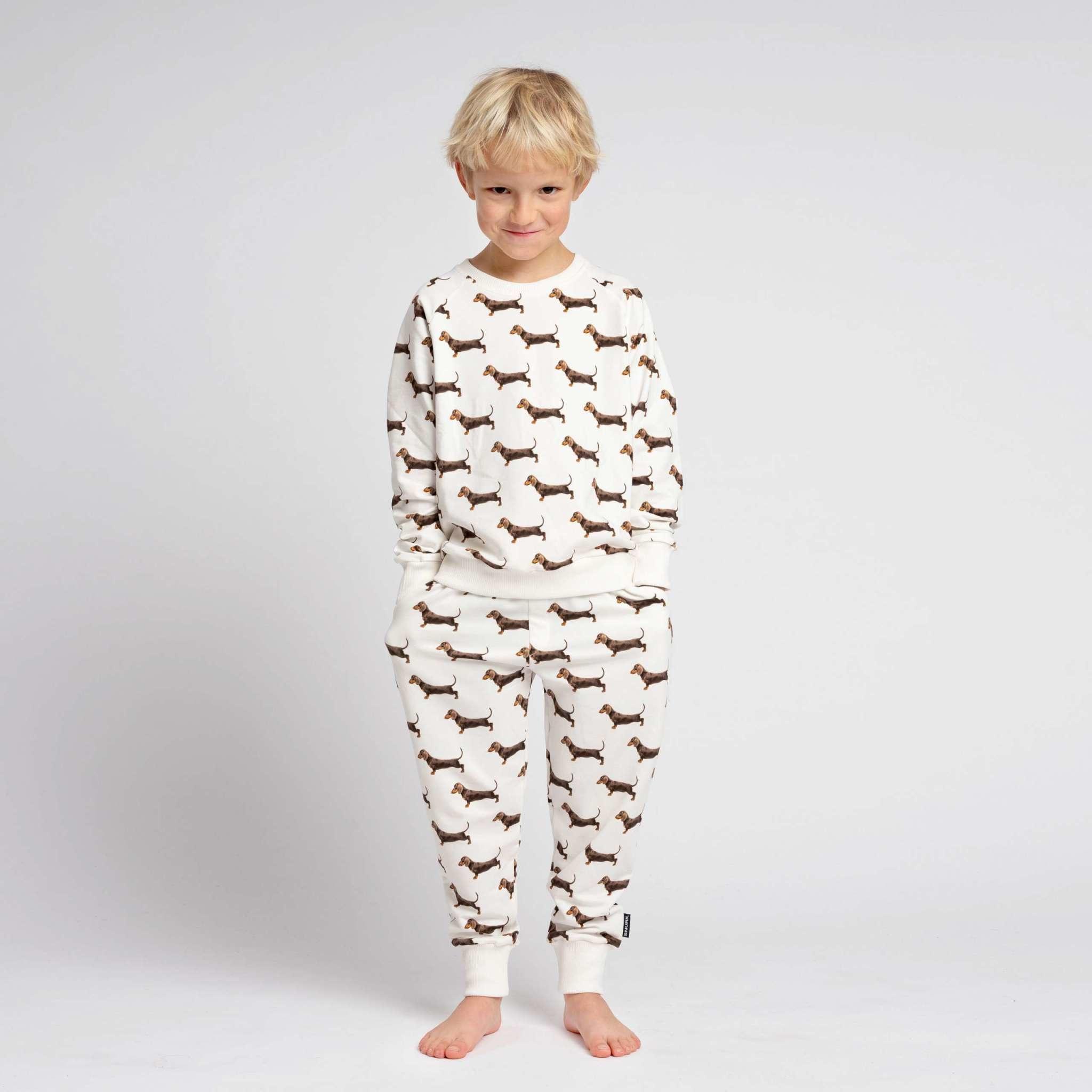 Snurk Snurk - James pants kids