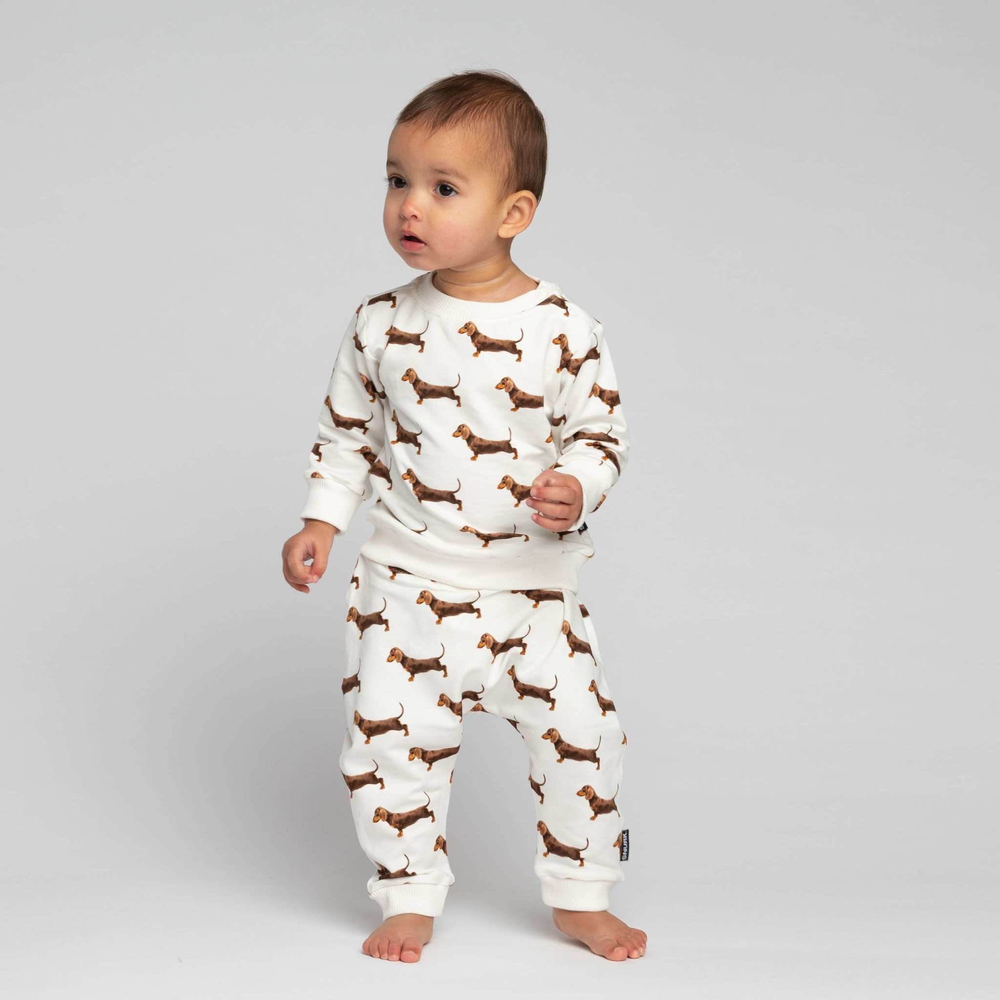 Snurk Snurk - James pants babies