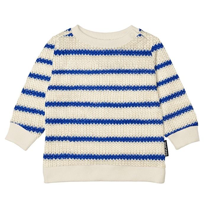 Snurk Snurk - Breton blue sweater babies
