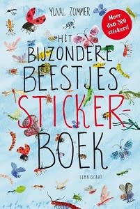 Boek  - Het bijzondere beestjes stickerboek