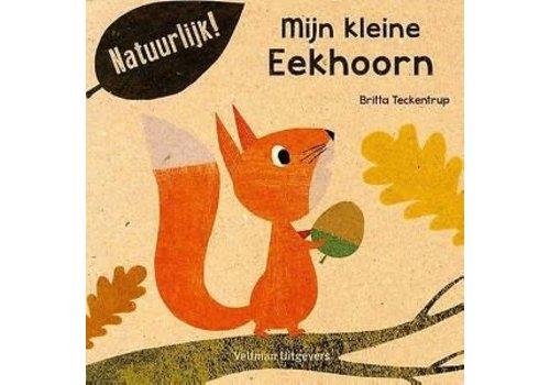 Boeken Boek - Mijn Kleine Eekhoorn