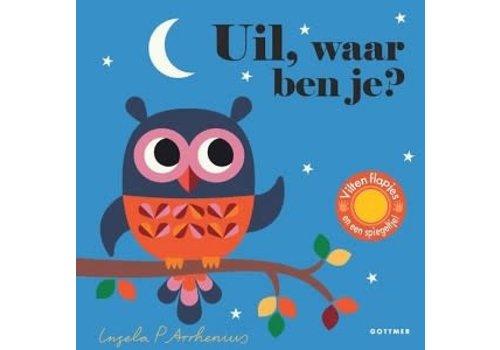 Boeken Waar ben je? - Prentenboek Uil