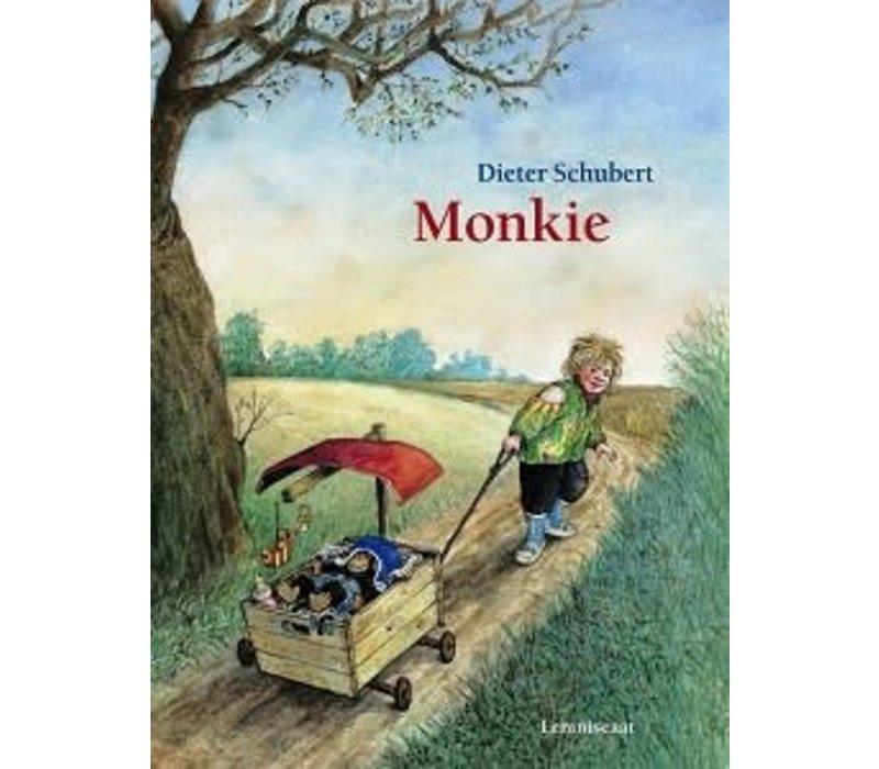 Boek - Prentenboek Monkie