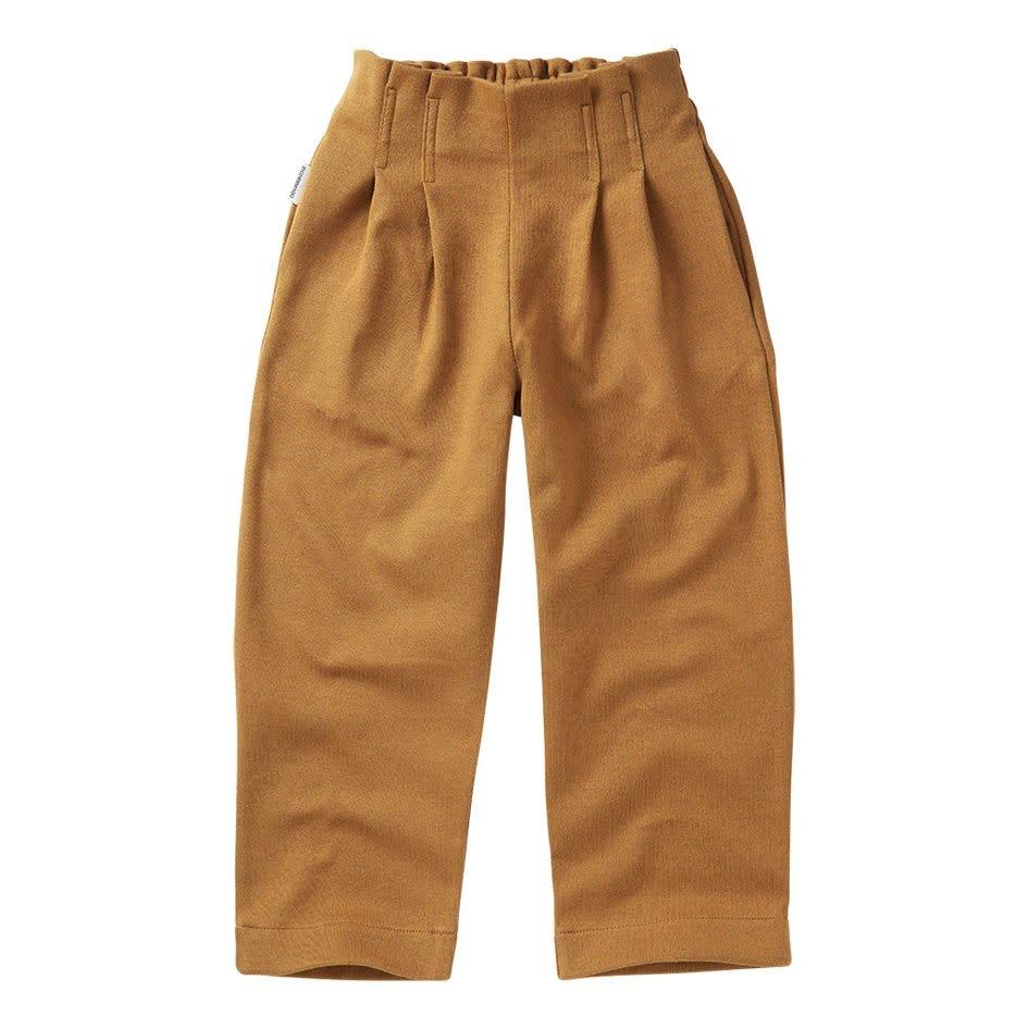 Mingo Mingo - Jaquard Trouser Ochre