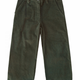 Your Wishes Your wishes - Culotte green corduroy
