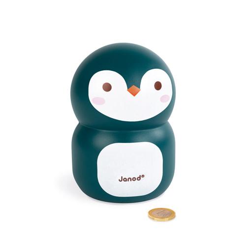 janod Janod - Spaarpot Pinguin