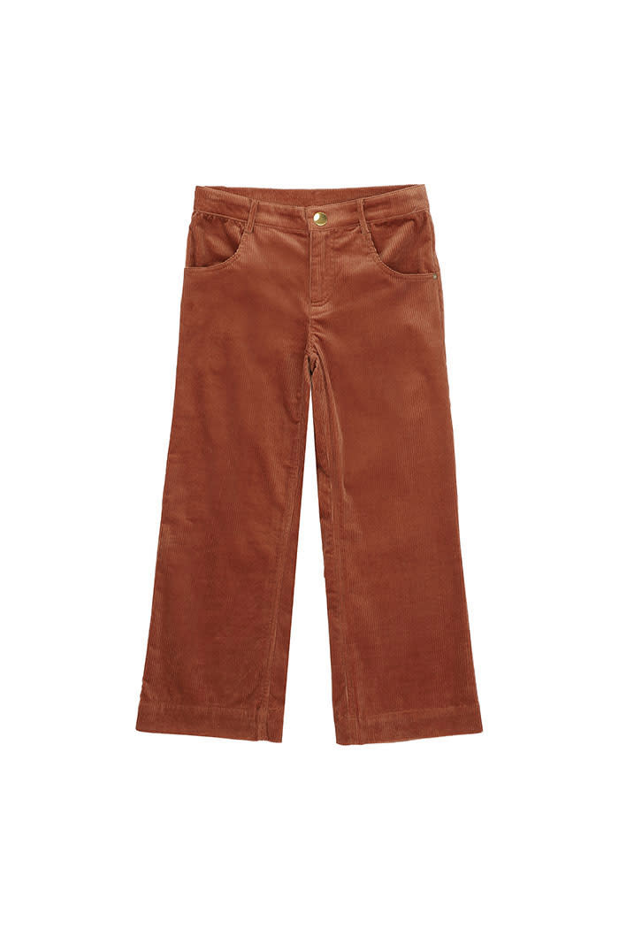 Soft Gallery Soft gallery - Blanca pants baked clay