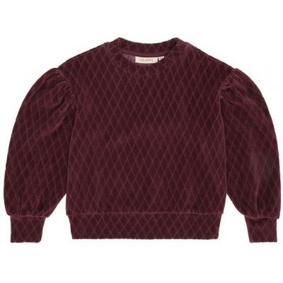 Soft Gallery Soft gallery - Geneva sweatshirt rose brown