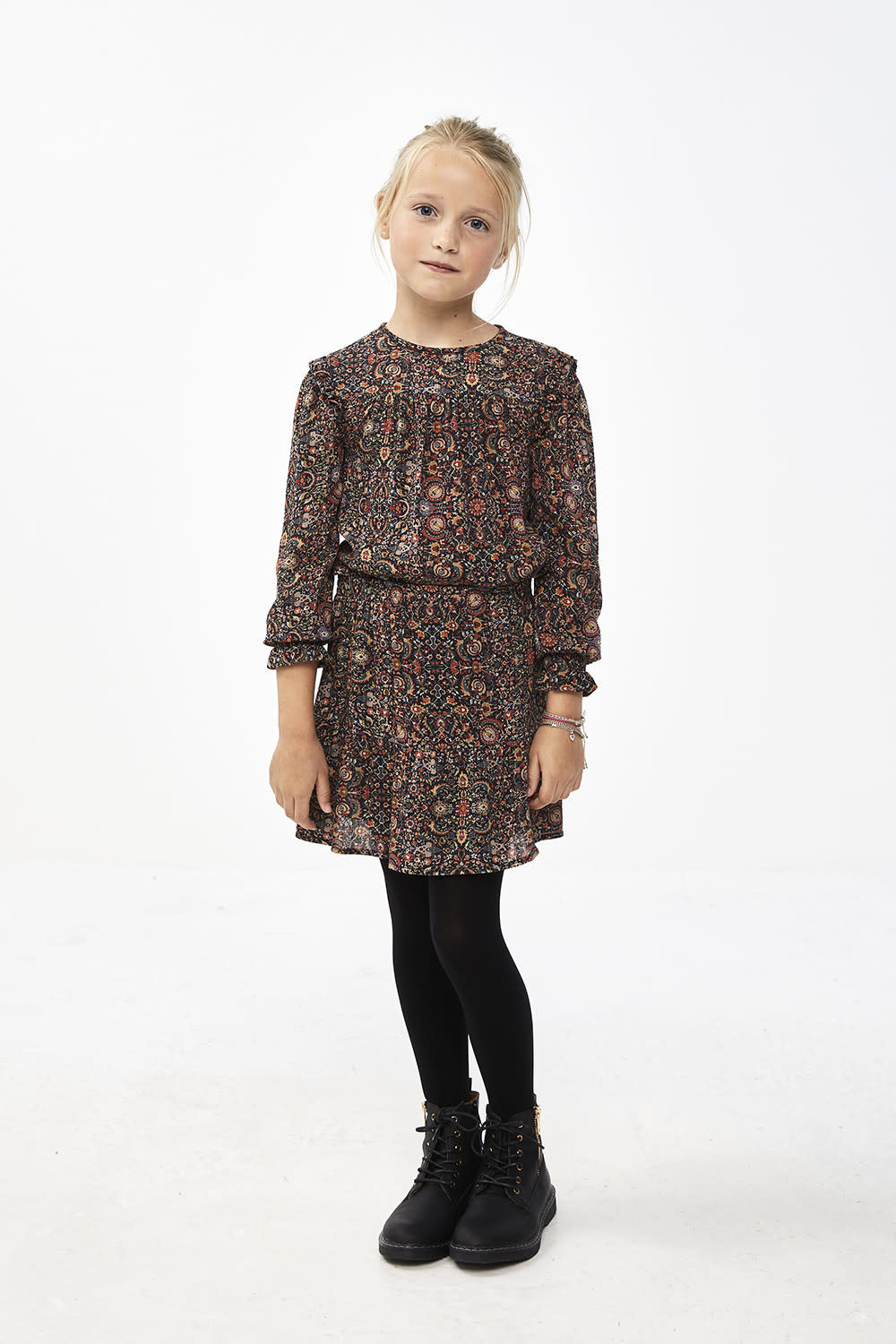 By-Bar By-bar - Mila indian flower blouse