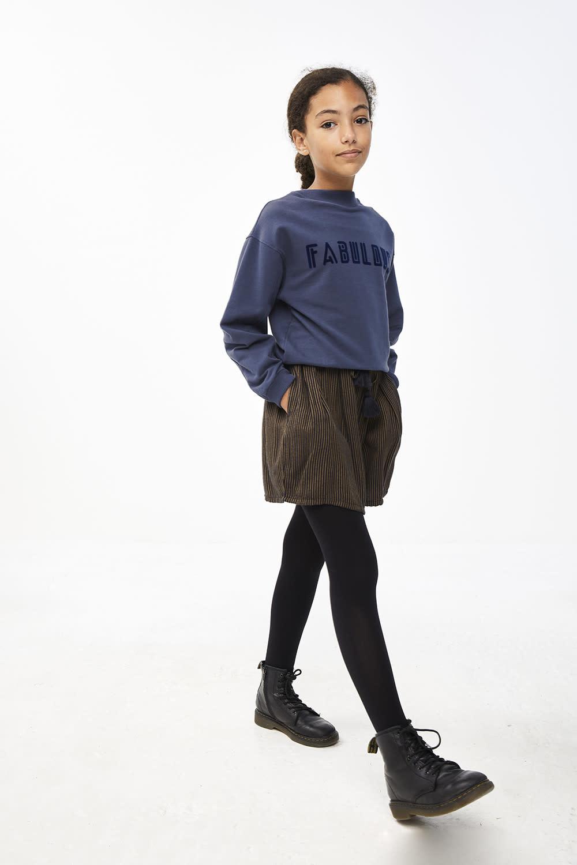 By-Bar By-bar - Roxy sweater fabulous indigo blue