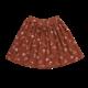 Blossom kids Blossom kids - Skirt festive floral dusty terra