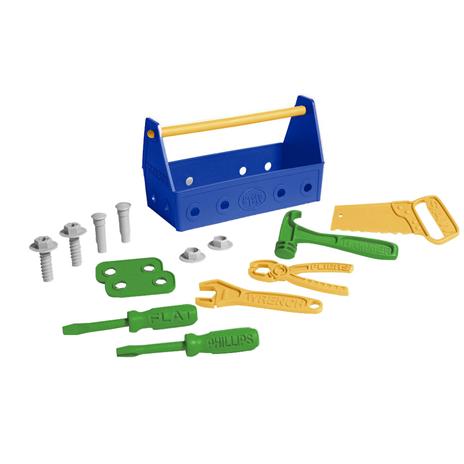 GreenToys Green toys - Tool set blue