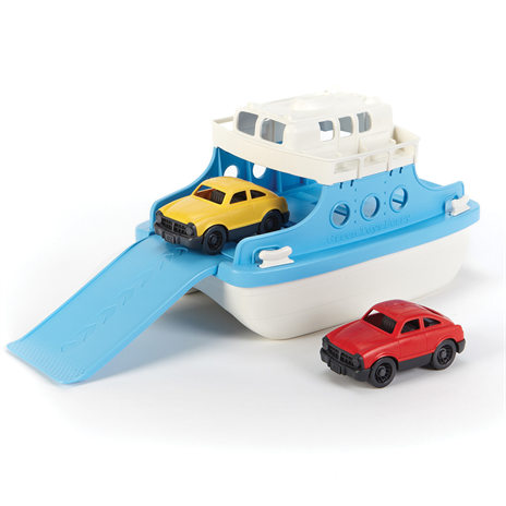 GreenToys Green Toys - Ferry Boat Blue