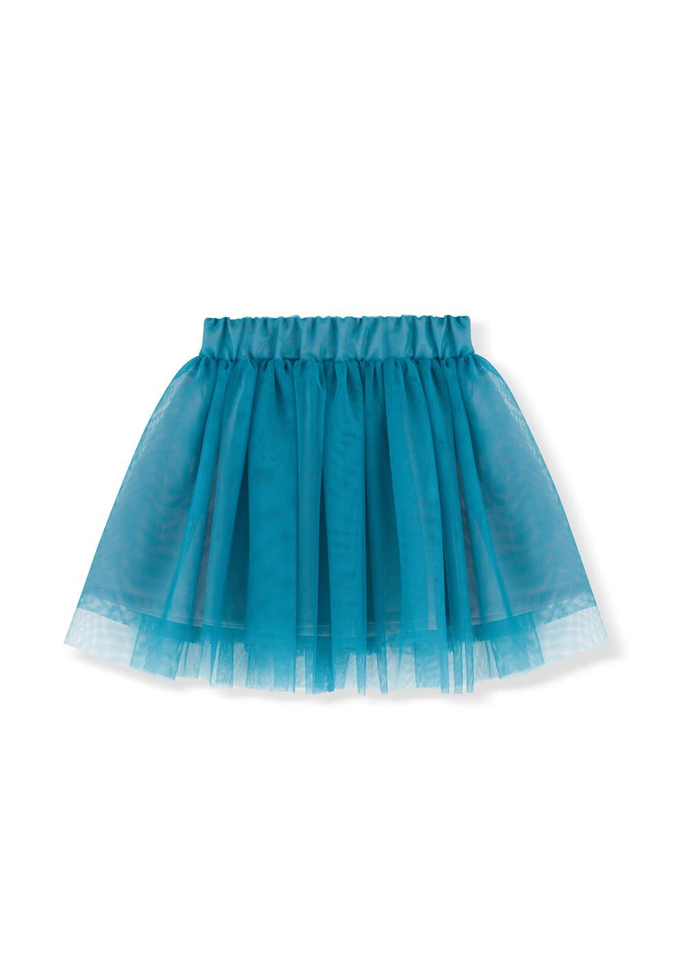 Kids on the moon Kids on the moon - Aquamarine tutu skirt