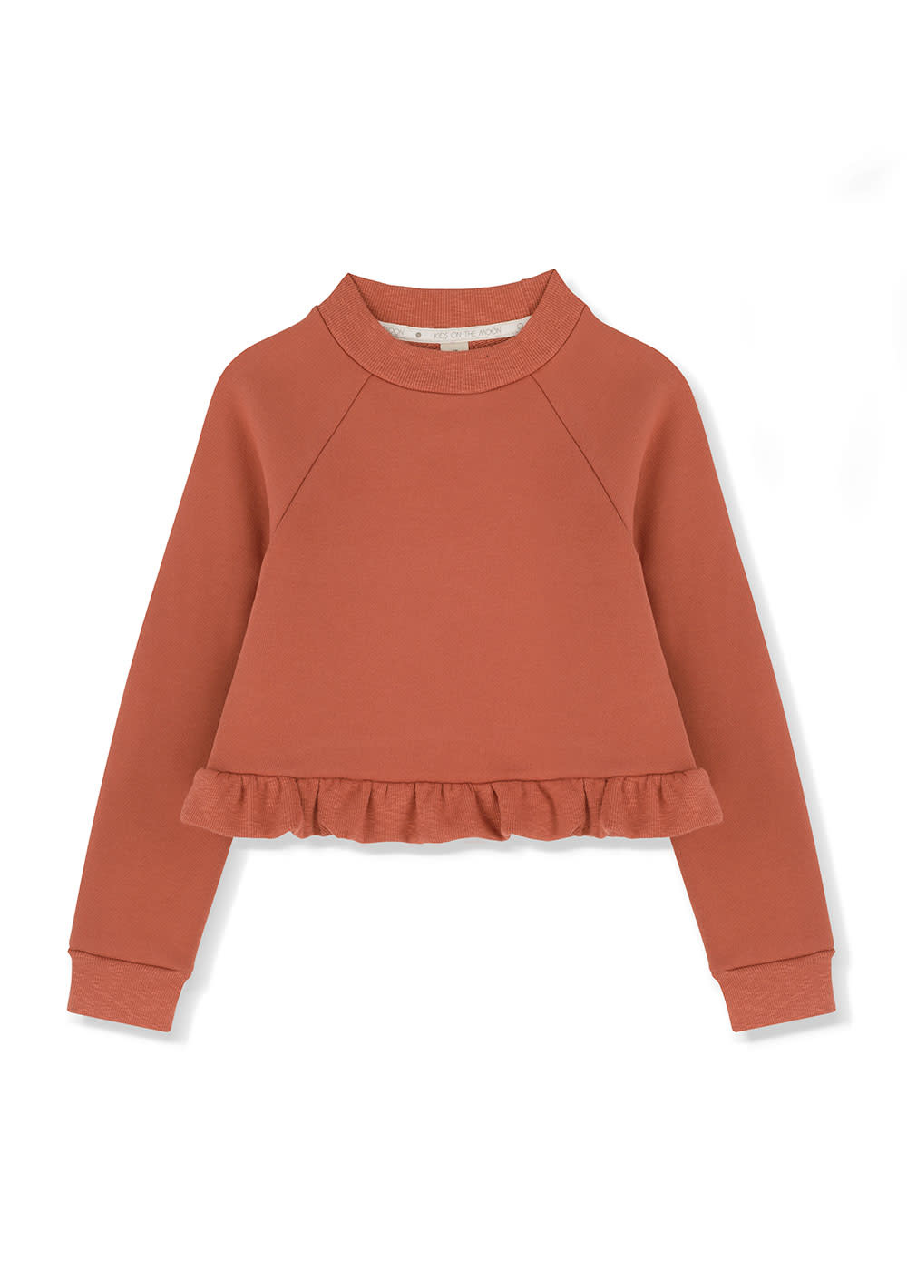 Kids on the moon Kids on the moon - Clay frill sweatshirt