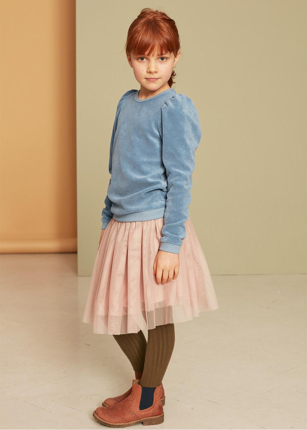 Kids on the moon Kids on the moon - Rose tutu skirt