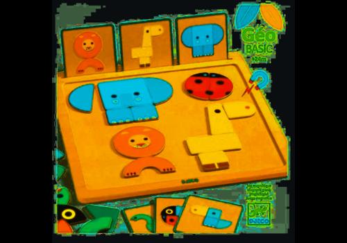 Djeco Djeco - GeoBasic