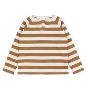 Buho Buho - Elliot sweater nougat/pearl