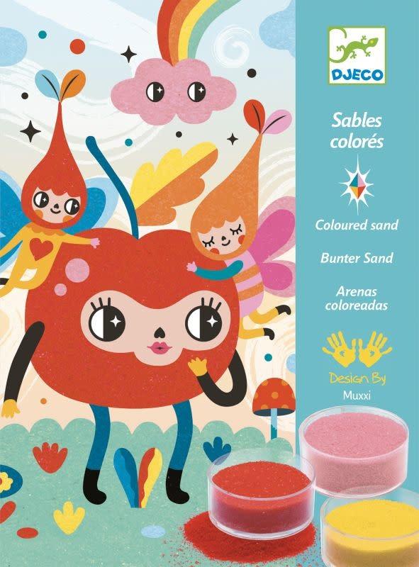 Djeco Djeco - Kleuren met Zand