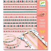Djeco - Armbandjes maken