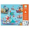 Djeco Djeco - Origami boten op het water