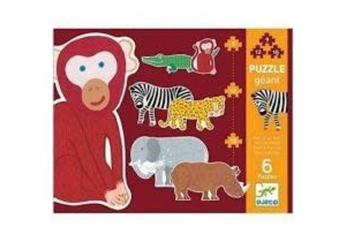 Djeco Djeco - Puzzel  Henry & friends