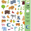 Djeco Djeco - Stickers Dieren
