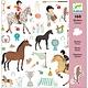 Djeco Djeco - Stickers Paarden