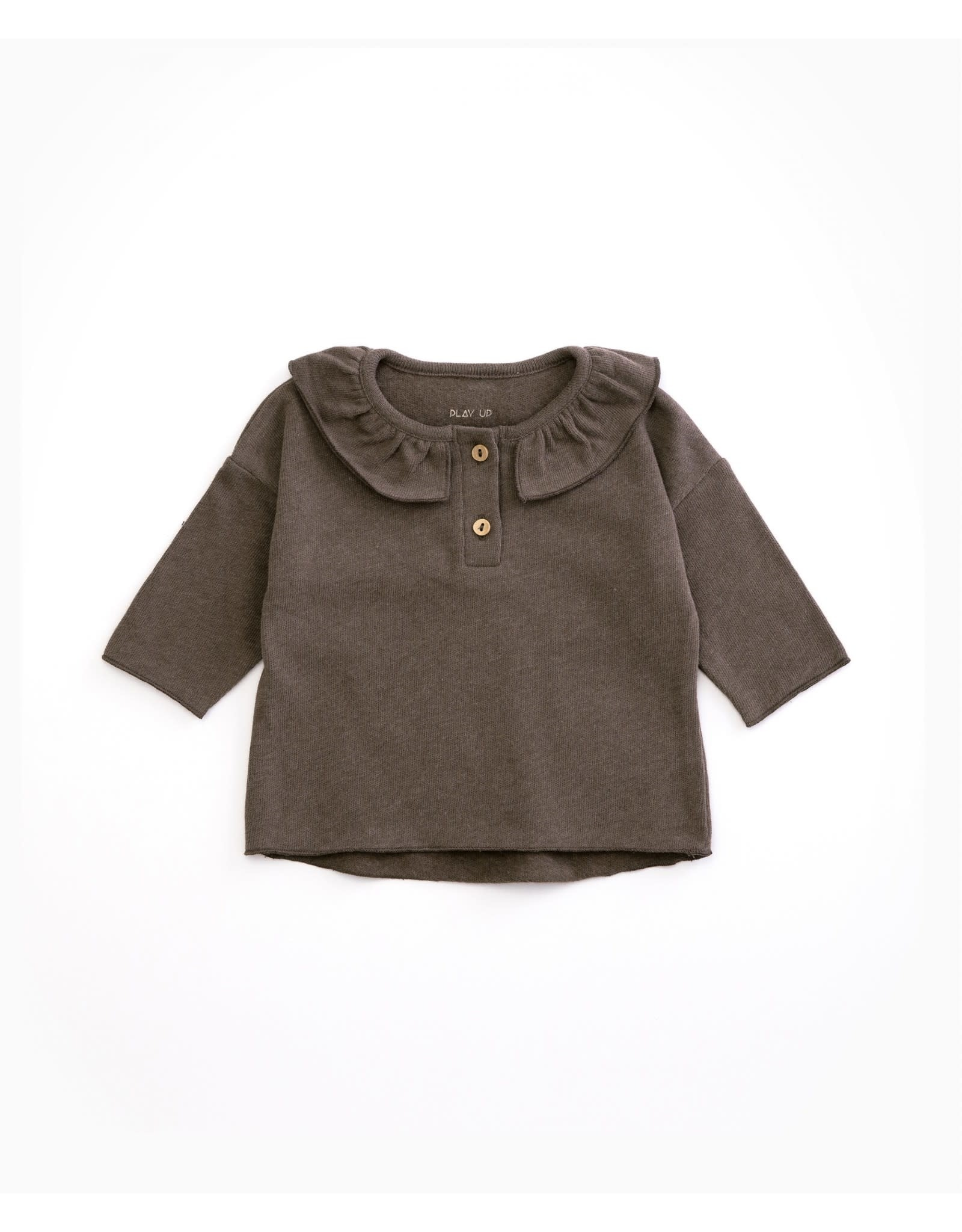 Play Up Play up - Jersey sweater walnut