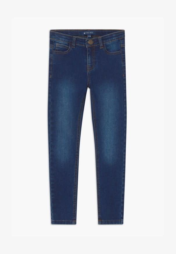 The New The new - Oslo super slim jeans dark blue 879