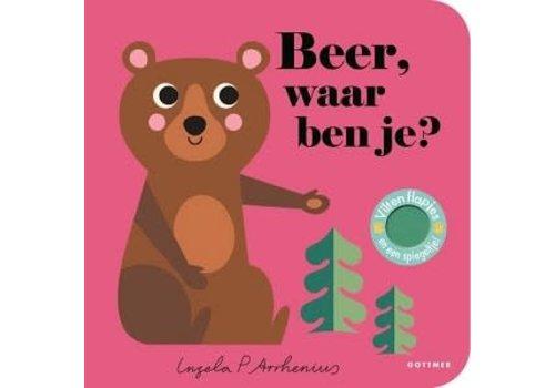 Boeken Waar ben je? - Prentenboek Beer