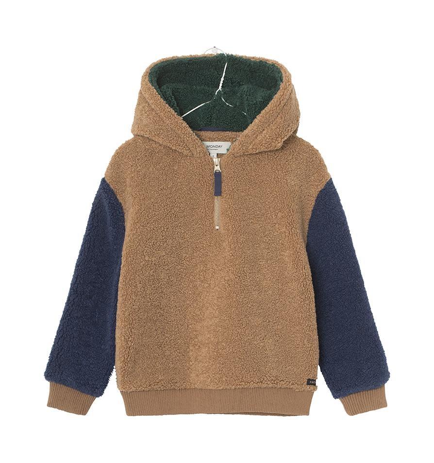 A Monday A Monday - Seb hoodie sierra