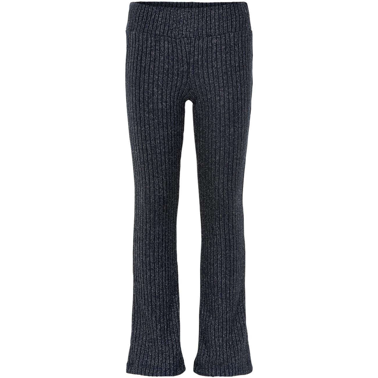 The New The New - Ribah flared pants navy blazer