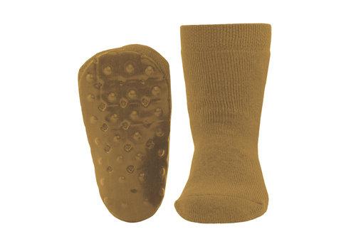 Ewers Ewers - Anti-slip socks uni kurkuma