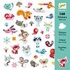 Djeco Djeco - Stickers kleine dieren