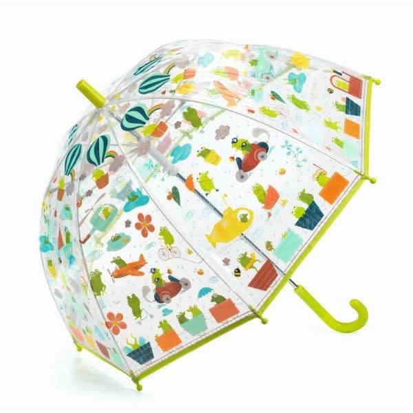 Djeco Djeco - Paraplu kikker