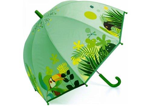 Djeco Djeco - Paraplu Tropical