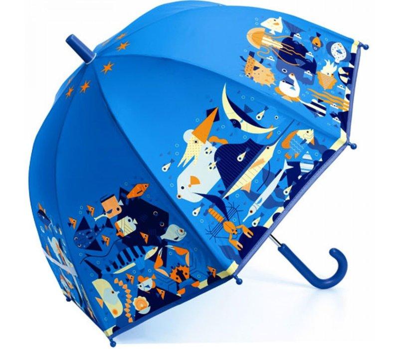 Djeco - Paraplu in de zee