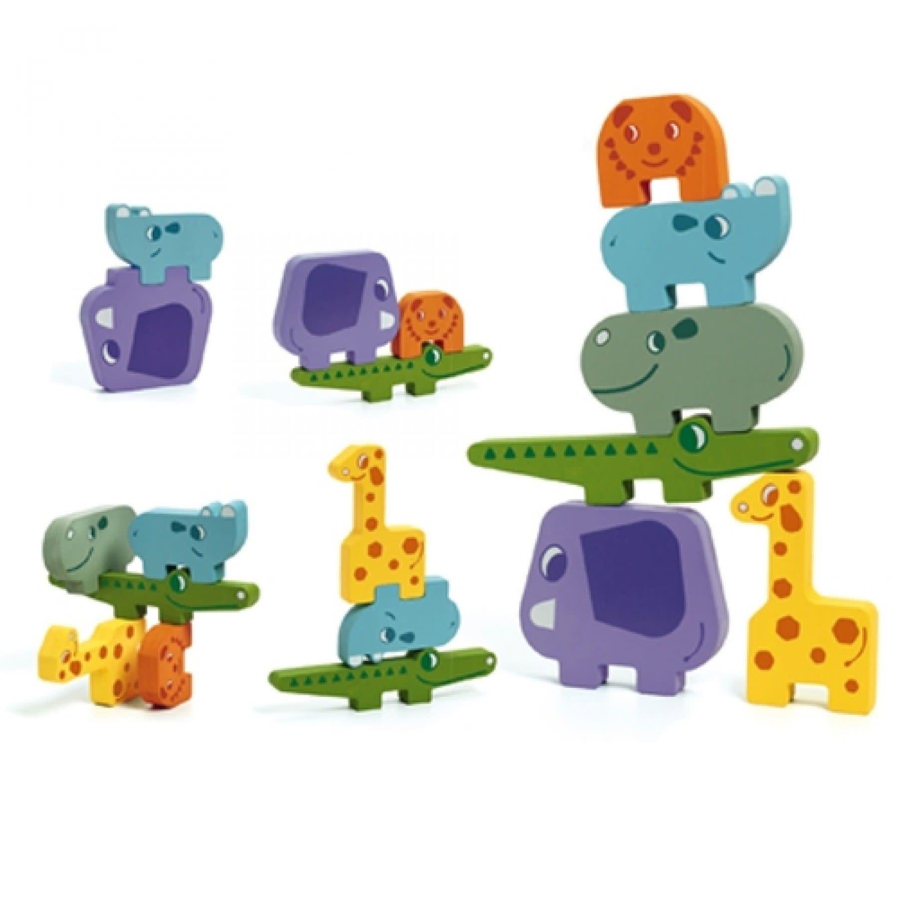 Djeco Djeco - Totamino balansspel