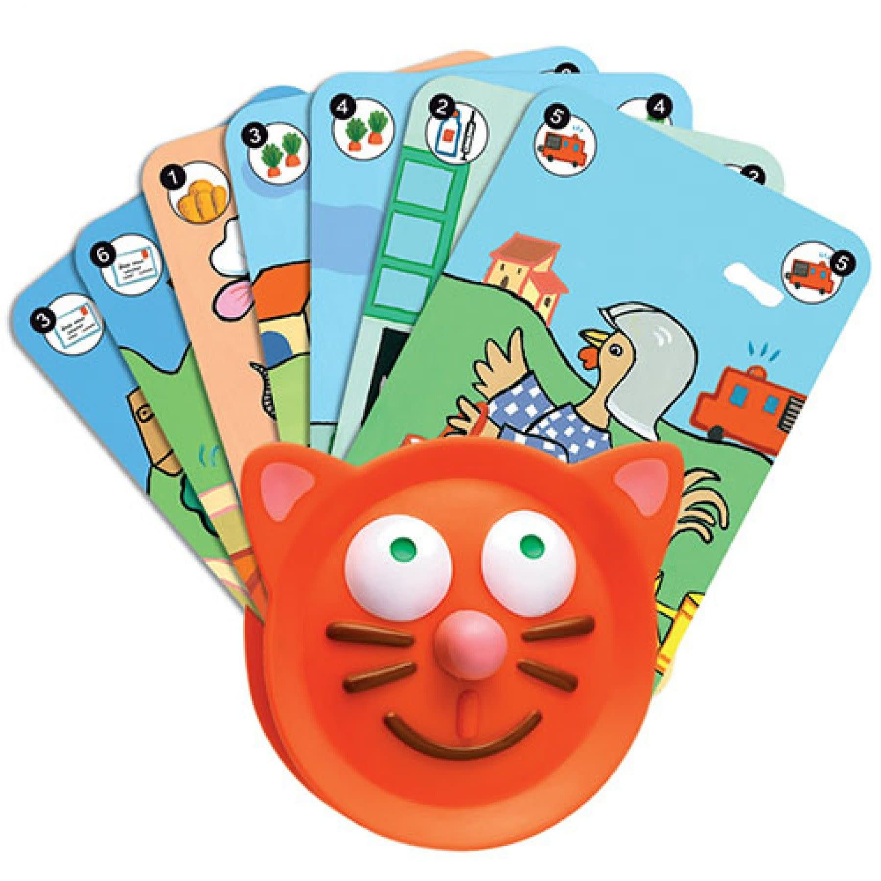 Djeco Djeco - kaartenhouder
